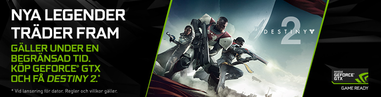 NVIDIA - Destiny 2 Bundle