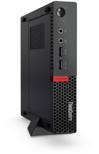 Bild Lenovo ThinkCentre M710q Tiny - Core i5 - 8GB - 512GB SSD - Windows 10 Pro