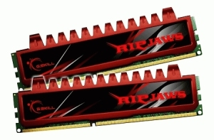 Bild G.Skill Ripjaws 8GB (2 x 4GB) 1600MHz DDR3 CL9