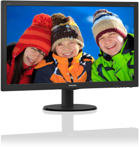 "Bild Philips 240V5QDAB 24"" - IPS"