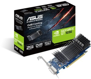 Bild ASUS GeForce GT 1030 Silent 2GB