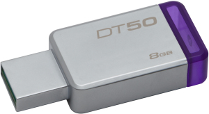 Bild Kingston DataTraveler 50 8GB USB 3.1
