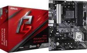 Bild ASRock B550 Phantom Gaming 4
