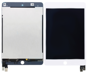Bild Apple iPad Mini 5 - Vit - Display och Glasbyte