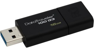 Bild Kingston DataTraveler 100 G3 16GB USB 3.0