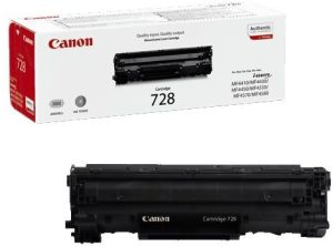 Bild Canon CRG-728 Cartridge Black 2.100 pages