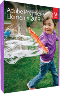 Bild Adobe Premiere Elements 2019 - Svenska