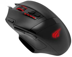 Bild Havit Gaming Mouse Black - Sommarkampanj! (ord. pris 299kr)