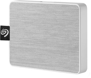 Bild Seagate One Touch SSD - 1TB - USB 3.0 - White
