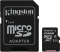 Produktbild Kingston 256GB microSD Canvas Select, Class 10 + SD adapter