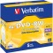 Produktbild Verbatim DVD+RW 5-pack, 4x speed, Jewelcase