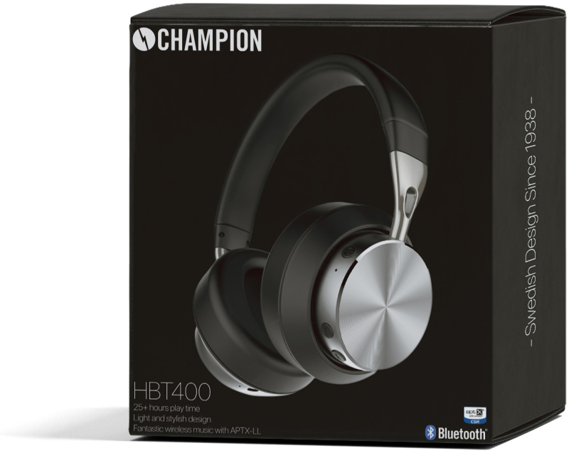 Bild 1 Champion Headset Over-Ear Bluetooth ... 63ea79dc71d3b
