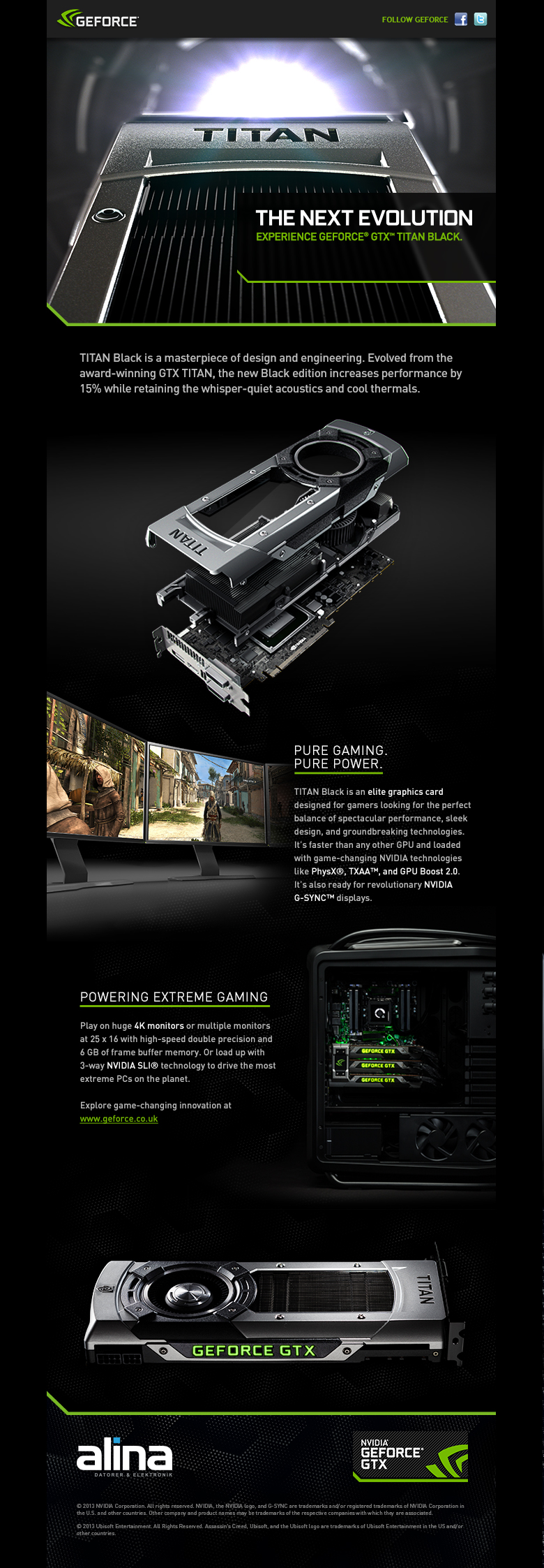Introducing GeForce GTX Titan Black Edition