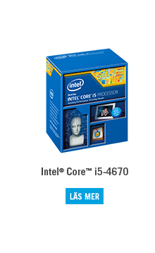 Intel® haswell Core™ i5-4670