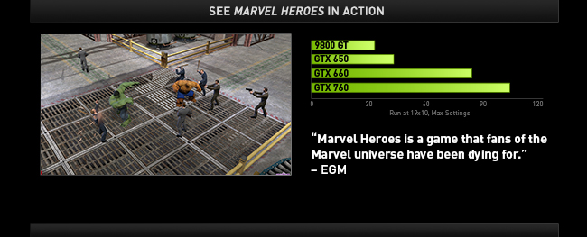 See Marvel Heroes in action - Marvel Heroes Is a game that fans of the Marvel universe have been dying for. - EGM