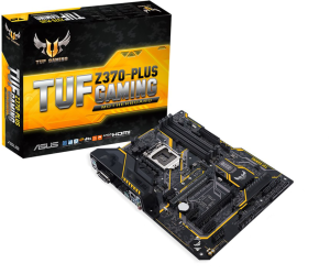 Bild ASUS TUF Z370-PLUS GAMING - Coffee Lake