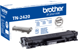 Bild Brother TN-2420 Svart Toner 3k