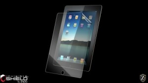 Bild Zagg InvisibleSHIELD iPad Air - Screen