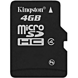 Bild Kingston 4GB micro SDHC Class 4