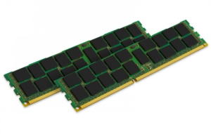 Bild Kingston 32GB ( 2 X 16GB) 1866MHz DDR3 Reg ECC Kit