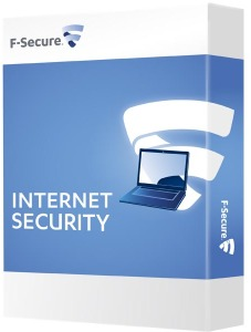 Bild F-Secure Internet Security 2014 - 1 år, 3 datorer