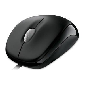 Bild Microsoft Compact Optical Mouse 500 - svart