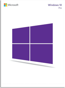 Bild Microsoft Windows 10 Professional 64-bit OEM DVD Svensk