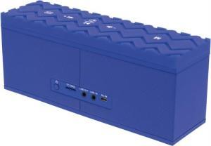 SoundCrush Quard Trådlös Bluetooth Högtalare - Blå  fc4019f94df8e