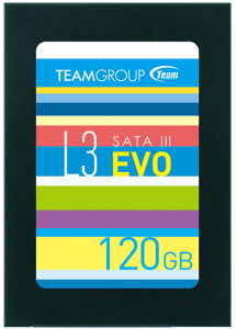 Bild Team Group L3 EVO SSD - 120GB
