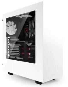 Bild NZXT Source S340 - Vit