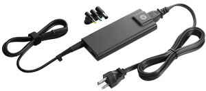Bild HP 90W Slim w/USB Adapter (interchangeable tips)