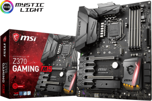 Bild MSI Z370 Gaming M5 - Coffee Lake