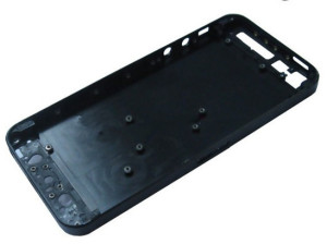 Bild Apple iPhone 5 Chassibyte - Svart