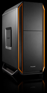 Bild be quiet! Silent Base 800 Black/Orange