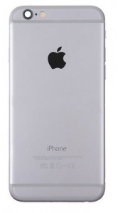Bild Apple iPhone 6 baksidebyte - Silver