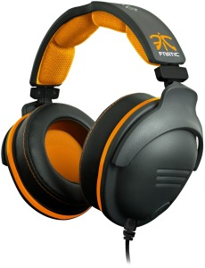Bild SteelSeries 9H Gaming Headset Fnatic Edition