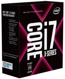 Bild Intel Core i7 7740X - Kaby Lake-X