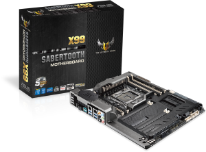 Bild ASUS SABERTOOTH X99 - Haswell-E