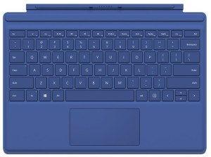 Bild Microsoft Surface Pro 4 Type Cover Commercial - Dark Blue
