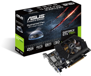 Bild ASUS GeForce GTX 750 Ti 2GB