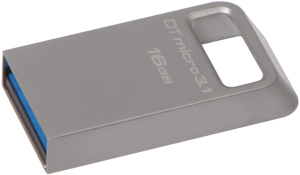 Bild Kingston Data Traveler Micro USB 3.1 - 16GB