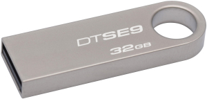 Bild Kingston 32GB USB2.0 DataTraveler SE9 Metal