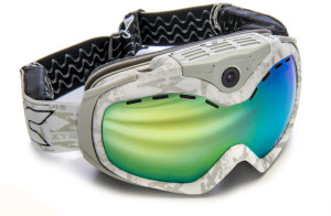 Bild Liquid Image Snow Goggle Apex HD Series - Vit