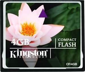 Bild Kingston 4GB Compact Flash