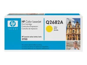 Bild HP Toner Q2682A Yellow 6K