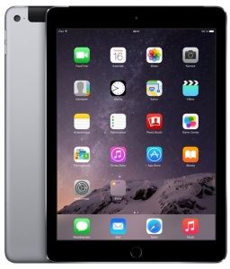 Bild Apple iPad Air 2 64GB 4G - Space Gray