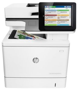 Bild HP Color LaserJet Enterprise MFP M577dn