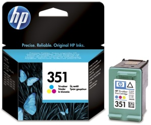 Bild HP No.351 Color