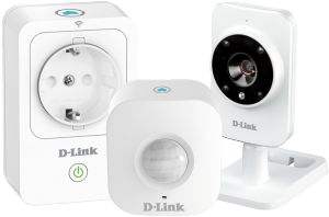 Bild D-Link mydlink Smart Home HD Start kit