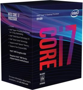 Bild Intel Core i7 8700 - Coffee Lake